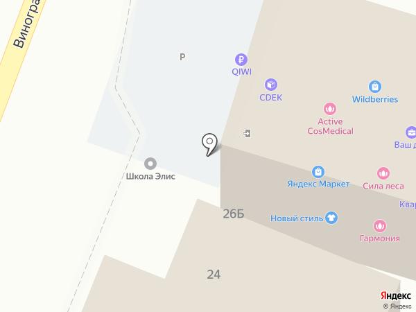 RealMedia24 на карте Сочи