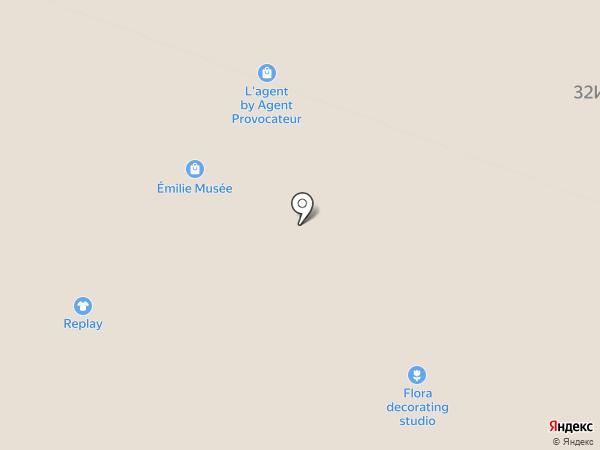 Ice Cream на карте Ростова-на-Дону