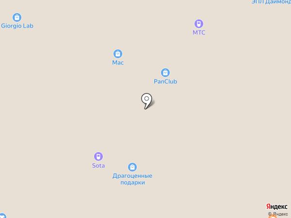 Obag.ru на карте Ростова-на-Дону