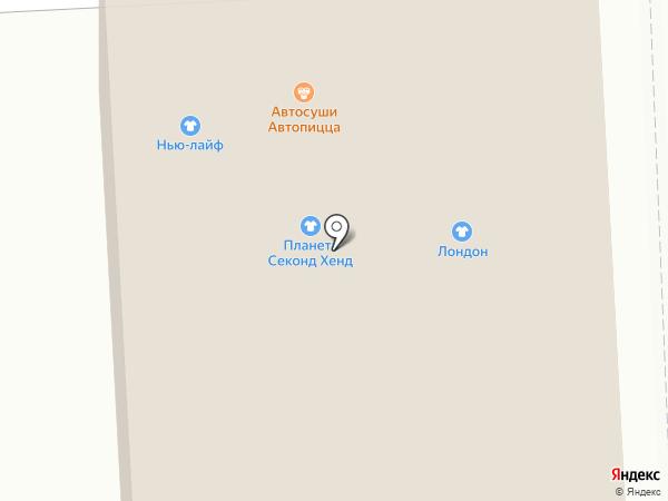 АВТОСУШИ на карте Рязани