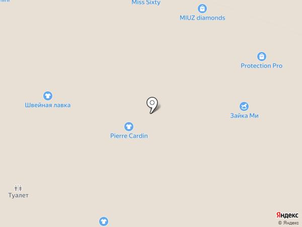 Часовой бутик на карте Ростова-на-Дону
