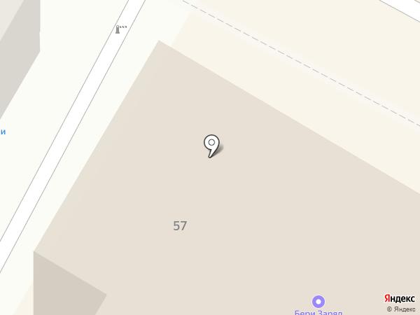 Хмели & Сунели на карте Сочи