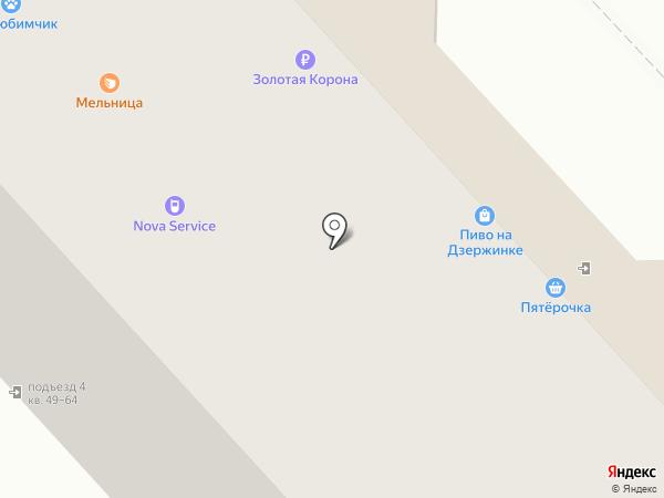 Альпеко на карте Рязани