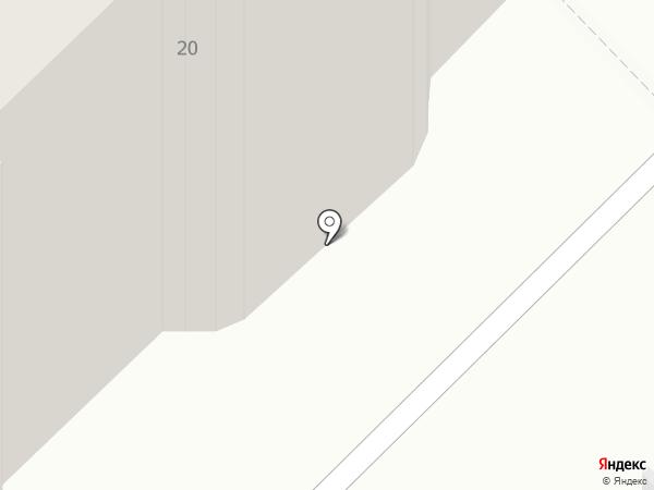 Карина на карте Рязани