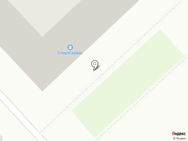 Myname на карте Рязани
