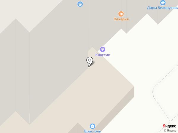 Рус-Арбо на карте Рязани