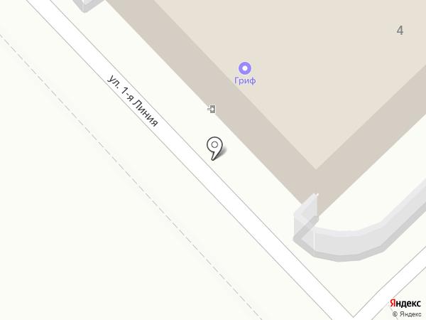 ПМЦ на карте Рязани