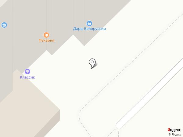 Забота на карте Рязани