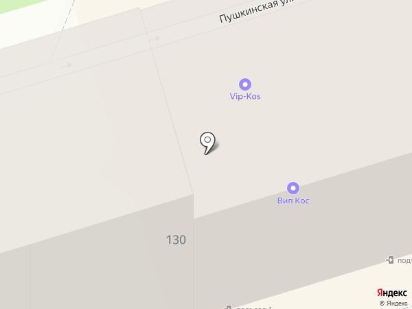 И ещё один единорог на карте Ростова-на-Дону