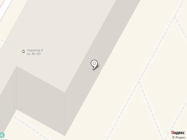 КРИСТАЛЛ на карте Сочи