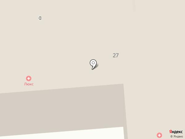 Армата на карте Рязани