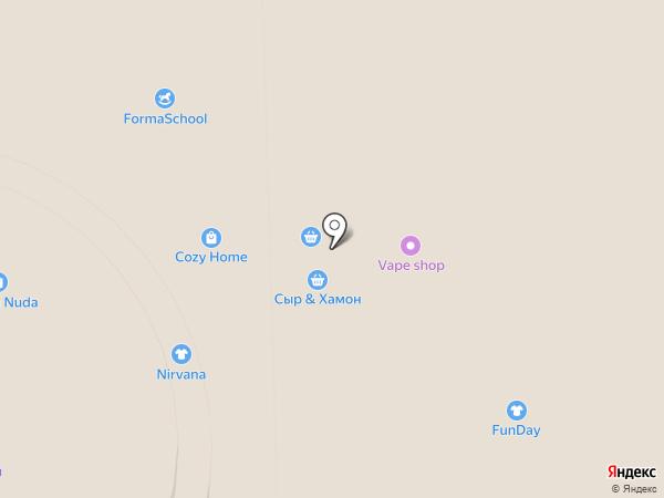HOLY BOX на карте Ростова-на-Дону