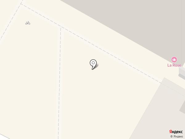 La Rose на карте Сочи
