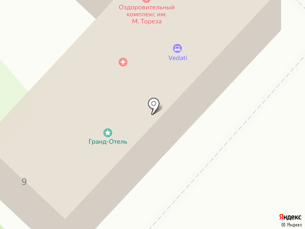 Fresh Bike на карте Сочи