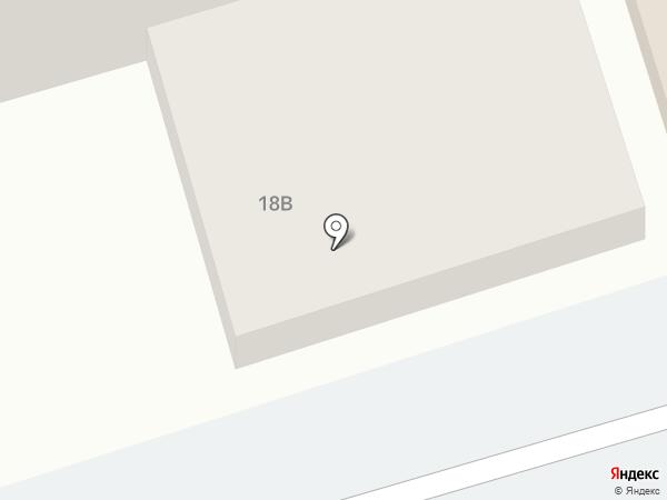 Антиконтрафакт-Юг на карте Ростова-на-Дону