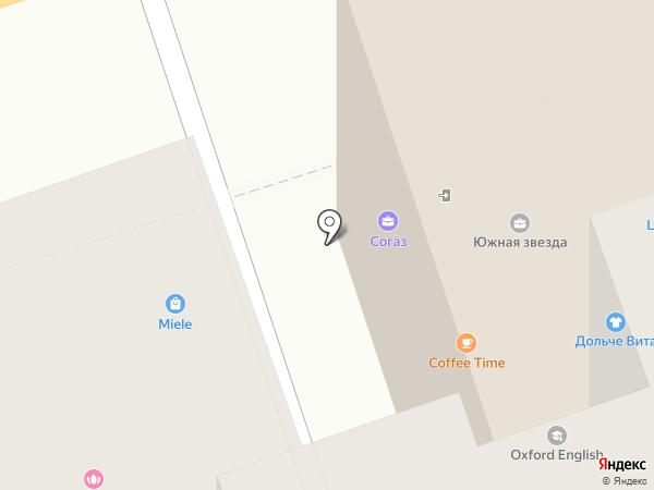Финансовая лаборатория на карте Ростова-на-Дону