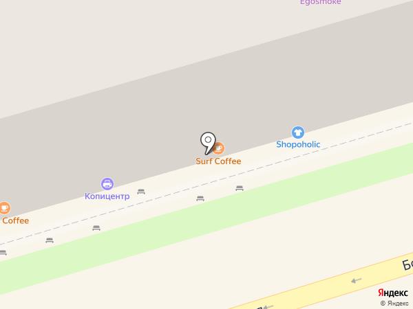 BornSoon на карте Ростова-на-Дону