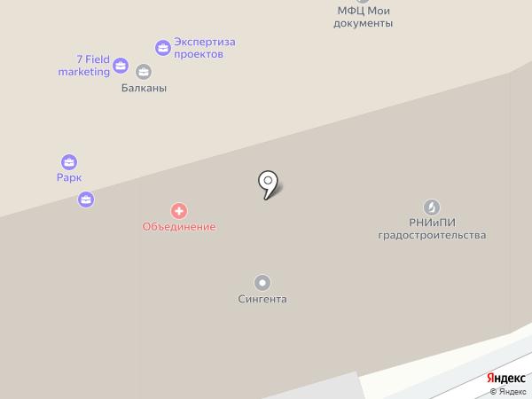 Тебодин Истерн Юроп БВ на карте Ростова-на-Дону