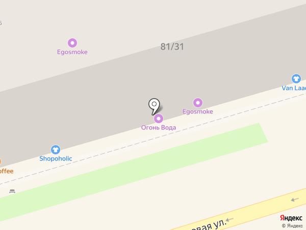 Бутик ЛЕИ на карте Ростова-на-Дону