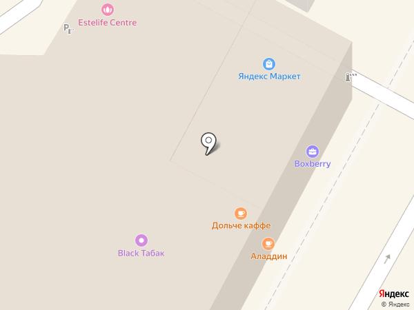 Estelife Centre на карте Сочи