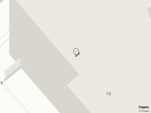 Окское строительное управление на карте Рязани