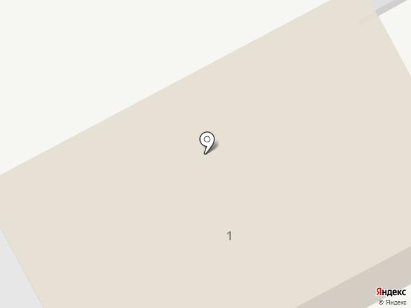 Мега-М на карте Липецка