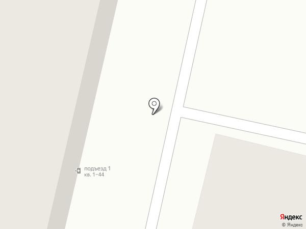 Новая Пальмира на карте Батайска