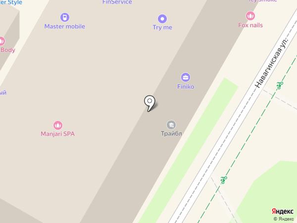 SURF COFFEE на карте Сочи