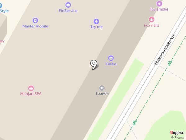 Rulla mo на карте Сочи