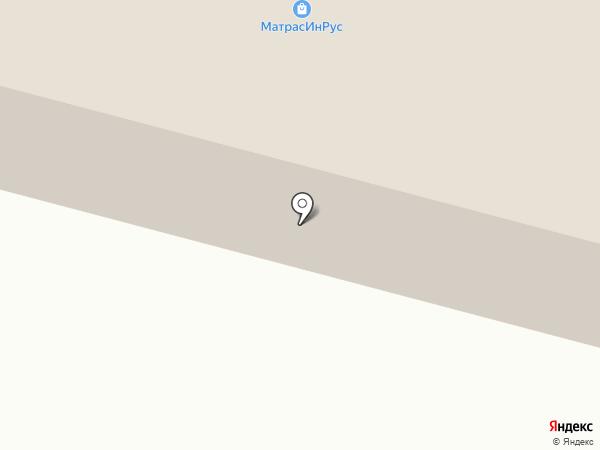 АвтоМет на карте Рязани