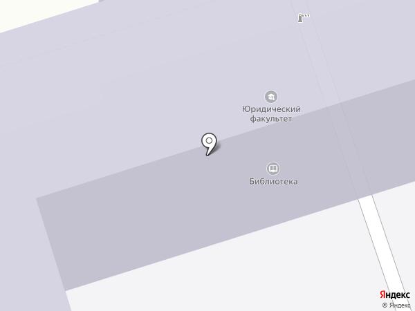 Средняя общеобразовательная школа №47 на карте Ростова-на-Дону