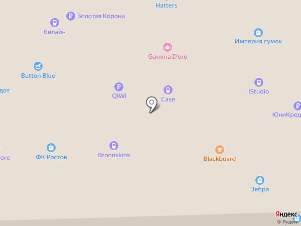 VIP phone на карте Ростова-на-Дону