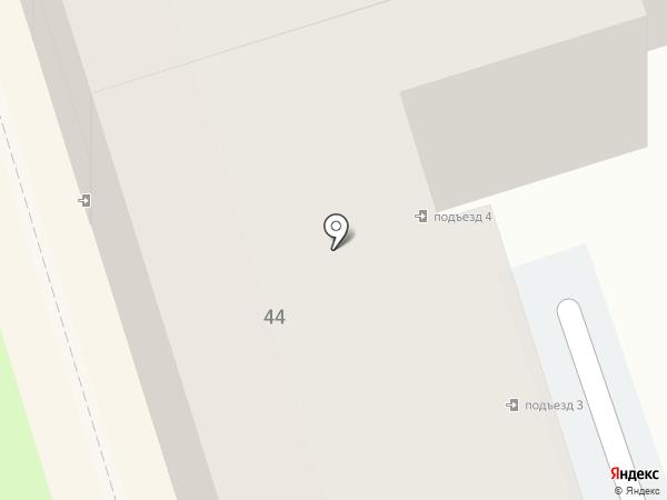 Союз-К на карте Ростова-на-Дону