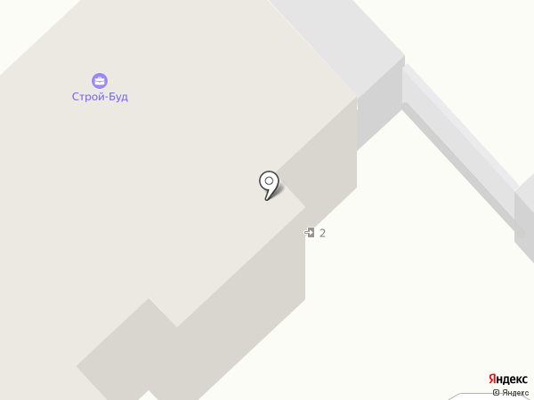 Строй-Буд Проект на карте Рязани