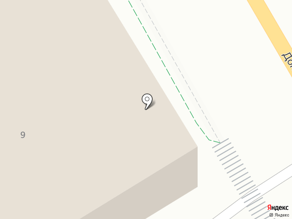 Юнитекс на карте Сочи