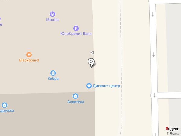 Сушинка на карте Ростова-на-Дону