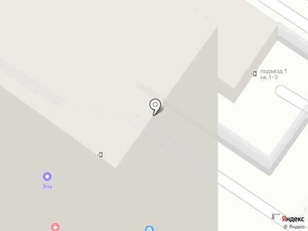Регион Феррум Трейд на карте Сочи