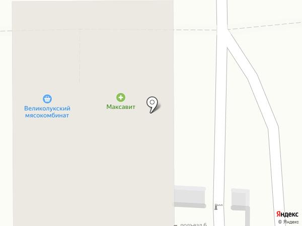 Кортлав на карте Рязани
