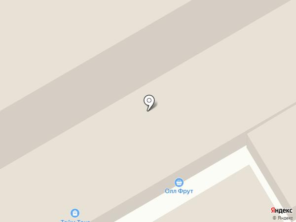 Алюминстрой на карте Сочи