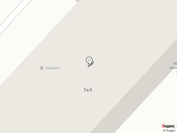 Спутник на карте Темерницкого