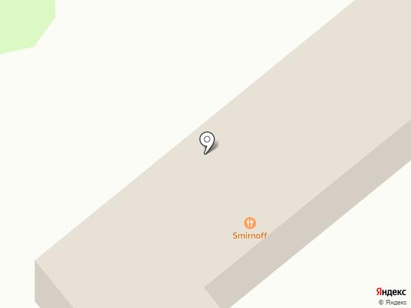 Smirnoff на карте Ростова-на-Дону