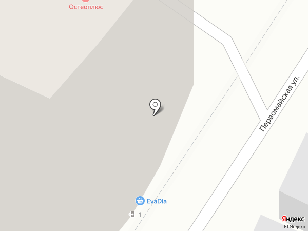 EvaDia на карте Сочи