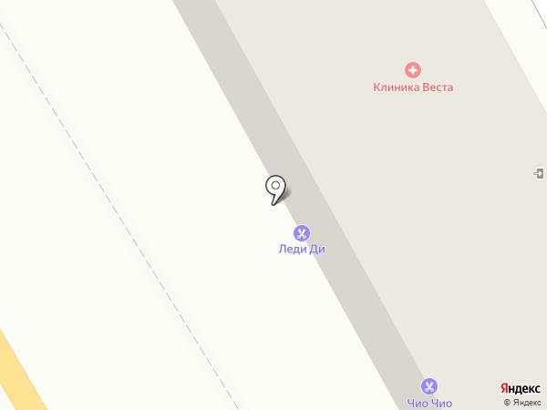 Леди Di на карте Сочи