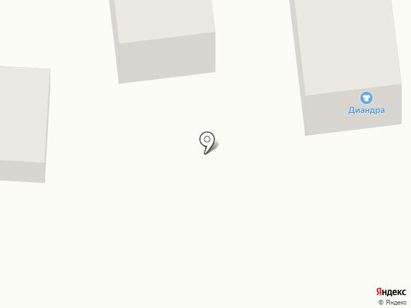 ААА Химчистка-Прачечная на карте Батайска