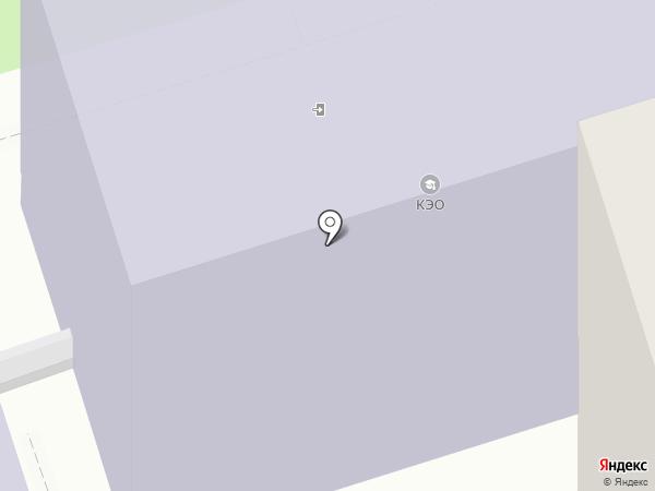 АВАЛДА на карте Ростова-на-Дону