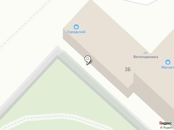 Пит-Стоп на карте Рязани