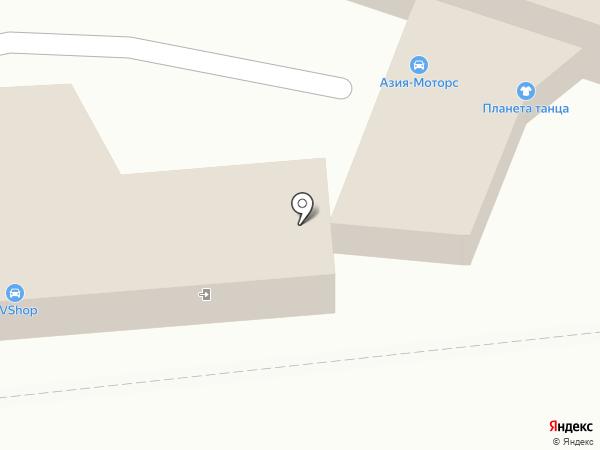 БезУгона на карте Ростова-на-Дону