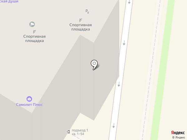 Участки-сочи.рф на карте Сочи