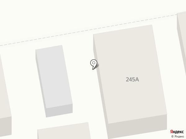 Стройдом на карте Батайска