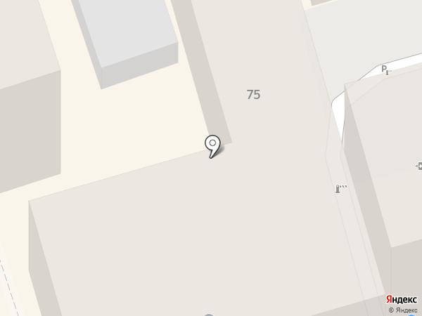 Drago Steakhouse на карте Ростова-на-Дону